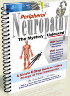Peripheral Neuropathy Pain: The Mystery Unlocked